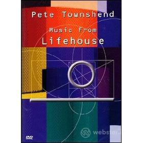Pete Townshend. Music From The Lifehouse
