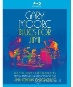 Gary Moore - Blues For Jimi: Live In London (Blu-ray)