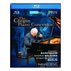 The Chopin Piano Concertos (Blu-ray)