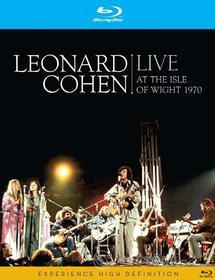 Leonard Cohen. Live at the Isle of Wight 1970 (Blu-ray)