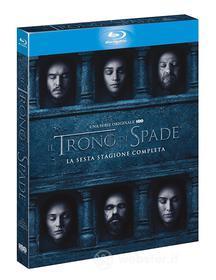 Il Trono Di Spade - Stagione 06 (Slipcase) (4 Blu-Ray) (Blu-ray)