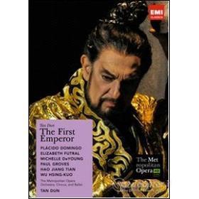 Tan Dun. The First Emperor (2 Dvd)