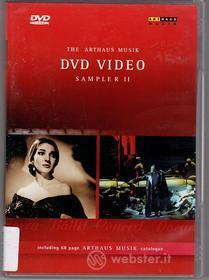 Arthaus Musik Dvd Video Sampler II