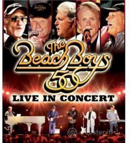 Beach Boys - Live In Concert: 50Th Anniversary (Blu-ray)