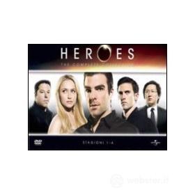 Heroes. La serie completa (23 Dvd)