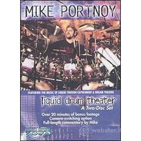 Mike Portnoy. Liquid Drum Theatre (2 Dvd)