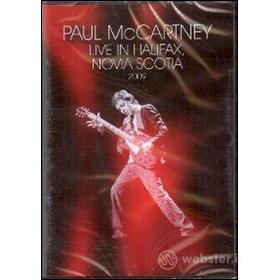 Paul McCartney. Live in Halifax, Novia Scotia 2009