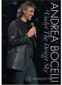 Andrea Bocelli: Under The Desert Sky (2 Dvd)
