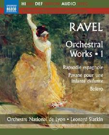 Maurice Ravel - Orchestral Works #01 (Blu-Ray Audio) (Blu-ray)