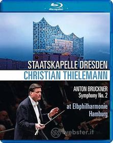 Anton Bruckner - Symphony No. 2 (Blu-ray)
