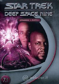 Star Trek. Deep Space Nine. Stagione 7. Parte 1 (4 Dvd)