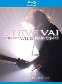 Steve Vai. Where The Wild Things Are (2 Blu-ray)