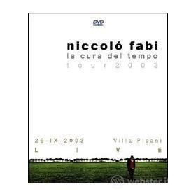 Niccolò Fabi. La cura del tempo tour. 26.IX.2003 Villa Pisani Live