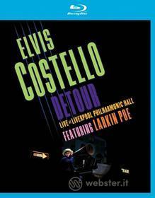 Elvis Costello - Detour Live At Liverpool Philharmonic Hall (Blu-ray)
