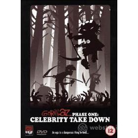 Gorillaz. Phase One: Celebrity Take Down (2 Dvd)