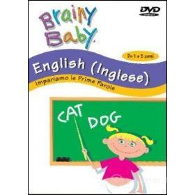 Brainy Baby. English (Inglese)