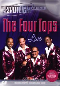 The Four Tops - Live-The Spotlight Collection