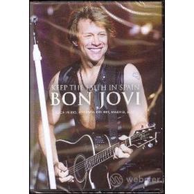 Bon Jovi. Keep the Faith in Spain. Rock in Rio, Arganda del Rey, Madrid 2010