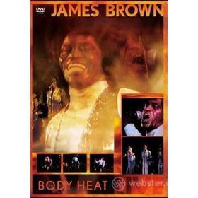 James Brown. Body Heat