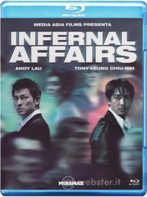 Infernal Affairs (Blu-ray)