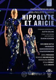 Staatsoper Unter Den - Hippolyte Et Aricie (Blu-ray)