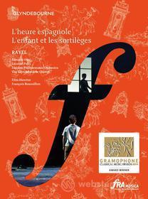 Maurice Ravel - L'heure Espagnole, L'enfant Et Les Sortileges - Ono Kazushi Dir /elliot Madore, Stephanie D'oustrac, London Philharmonic Orchestra,