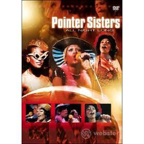 Pointer Sister. All Night Long