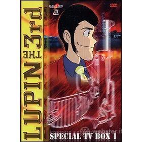 Lupin III Special Tv Box 01 (Cofanetto 4 dvd)