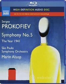 Sergei Prokofiev - Symphony No.5 (Blu-Ray Audio) (Blu-ray)