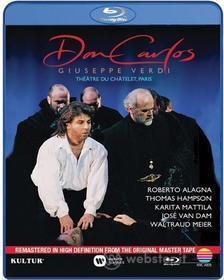 Giuseppe Verdi - Don Carlo (Blu-ray)