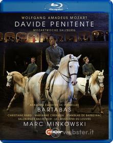 Wolfgang Amadeus Mozart. Davide Penitente K 469, Adagio e Fuga in Do Minore K 54 (Blu-ray)