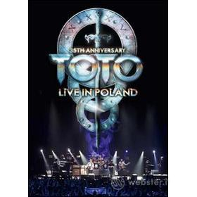 Toto. Live from Poland. 35th Anniversary