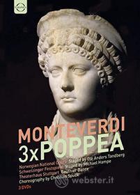 Claudio Monteverdi - L'Incoronazione Di Poppea (3 Dvd)