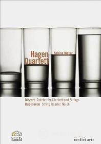 The Hagen Quartett Plays Mozart And Beethoven
