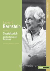Leonard Bernstein. Leonard Bernstein conducts Shostakovich