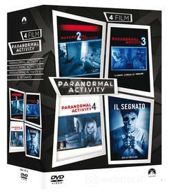 Paranormal Activity Cofanetto (4 Dvd)