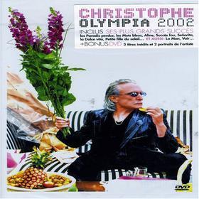 Christophe - Le Live