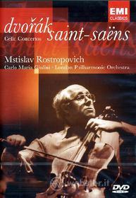 Anton Dvorak, Camille Saint-Saëns. Cello Concerto