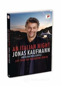 Jonas Kaufmann - An Italian Night: Live From The Waldbuhne Berlin