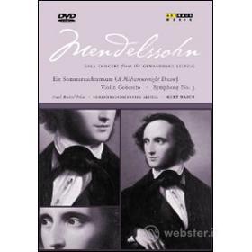 Felix Mendelssohn. Gala Concert from the Gewandhaus Leipzig