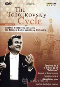 The Tchaikovsky Cycle Vol. 6. Symphony No. 6 - Piano Concerto No. 1