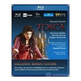 Giacomo Puccini. Tosca (Blu-ray)