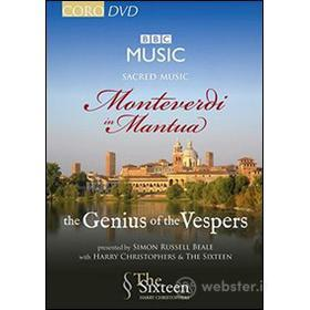 Sacred Music. Monteverdi in Mantua. The Genius of the Vespers