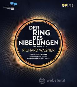 Richard Wagner - Der Ring Des Nibelungen (7 Dvd)