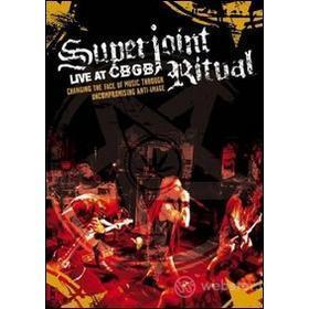 Superjoint Ritual. Live At Cbgb