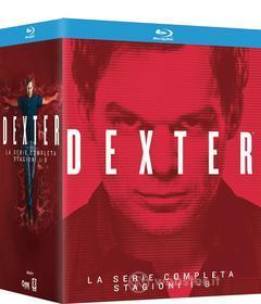 Dexter. Stagione 1 - 8 (32 Blu-ray)