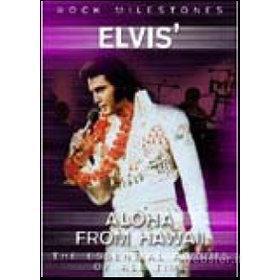 Elvis Presley. Elvis' Aloha From Hawaii. Rock Milestones