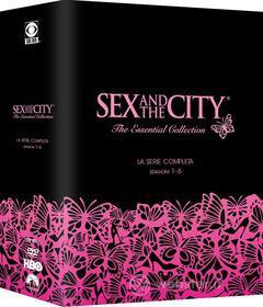 Sex and the City. La serie completa. Stagione 1 - 6 (18 Dvd)