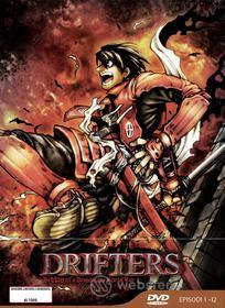 Drifters (Eps 01-12) (Limited Edition Box) (3 Dvd)