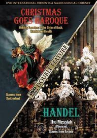 Christmas Goes Baroque. Georg Friedrich Händel. Der Messias (2 Dvd)